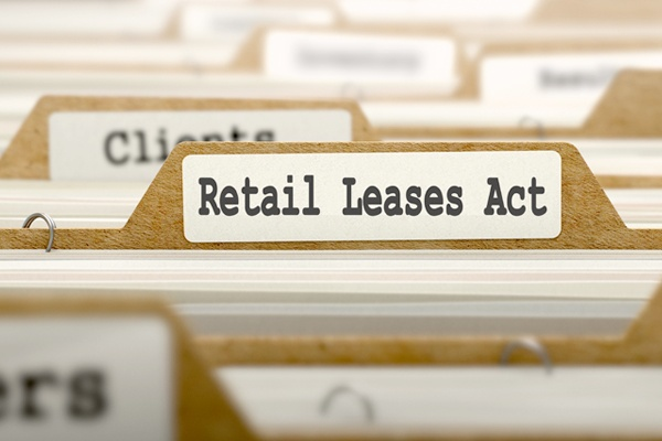 Retail Leases Act - Commercial Properties and Land Tax