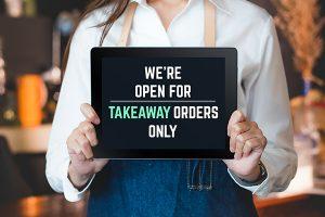 COVID-19 Open For Takeaway