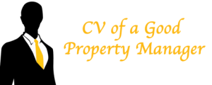 Download the CV of a Good Property Manager