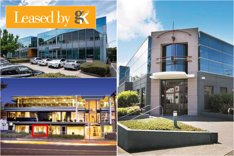 Canterbury Road Offices Leased